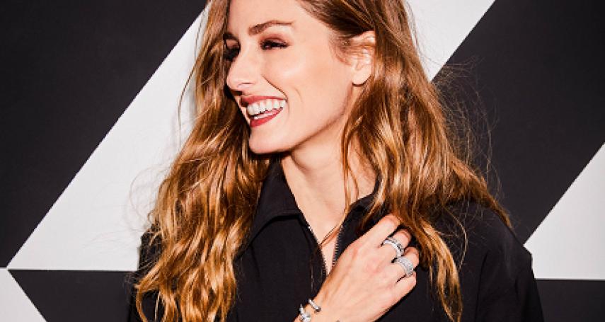 伯爵POSSESSION系列30週年 全球時尚偶像Olivia Palermo分享自己和伯爵的心動瞬間