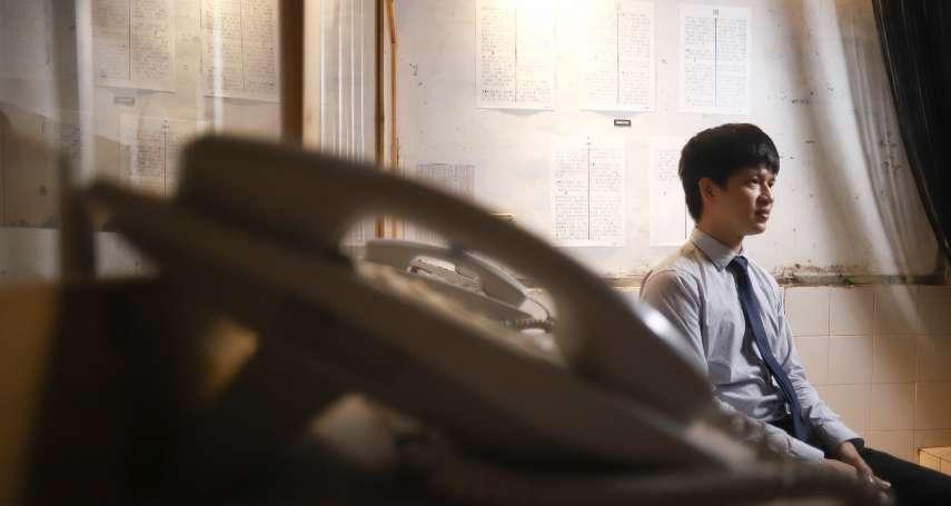 台灣最堅強死囚!受冤坐牢32年「牙齦整排膿包、腳長滿瘤」 律師道出他畢生堅持一件事