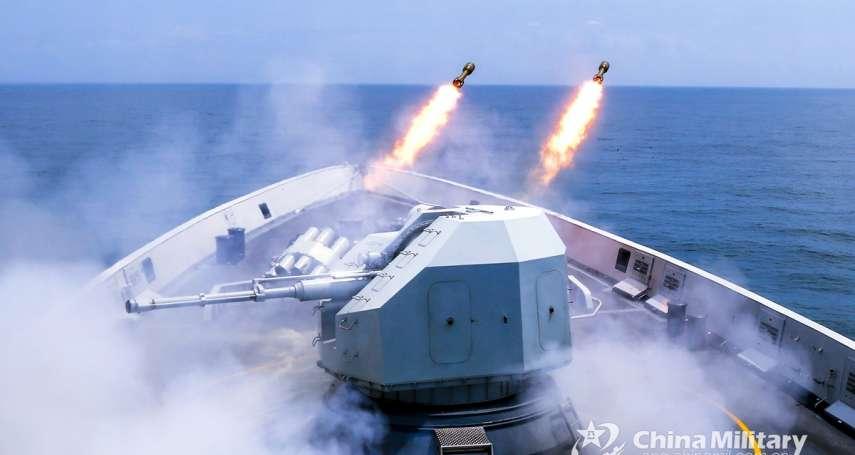 解放軍在為何在台灣西南方演習?唐湘龍揭:目標在巴士海峽