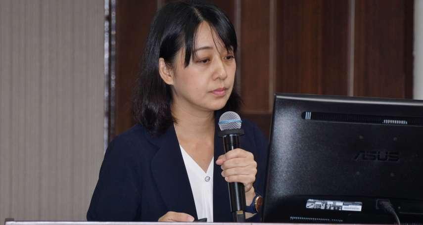 爆料國會聯絡人用華為手機傳報告 王婉諭憂公務信件被監控