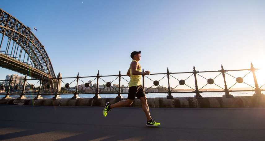 愛跑步的人比較聰明?公開有氧運動三大好處,為大腦補充正能量,就從慢跑開始!