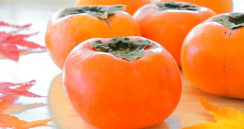 柿子可以和螃蟹一起吃嗎?秋天柿子正當時,飲食禁忌營養師一次告訴你