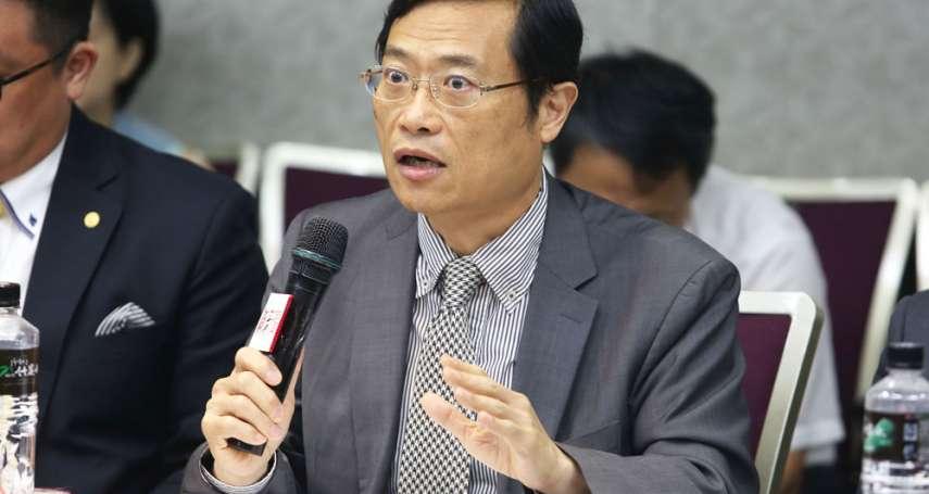 超級經貿戰》陳正祺,赴美談判領隊首選