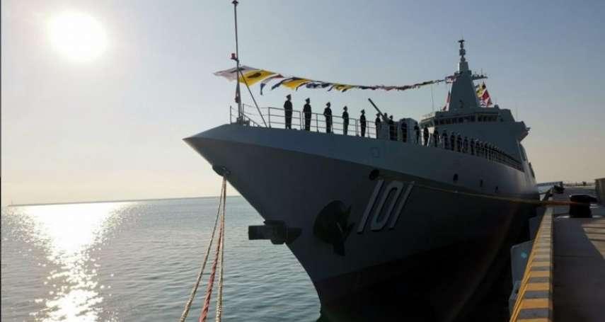英國智庫「皇家聯合三軍研究所」:解放軍055型驅逐艦性能優異,超過美日同級驅逐艦