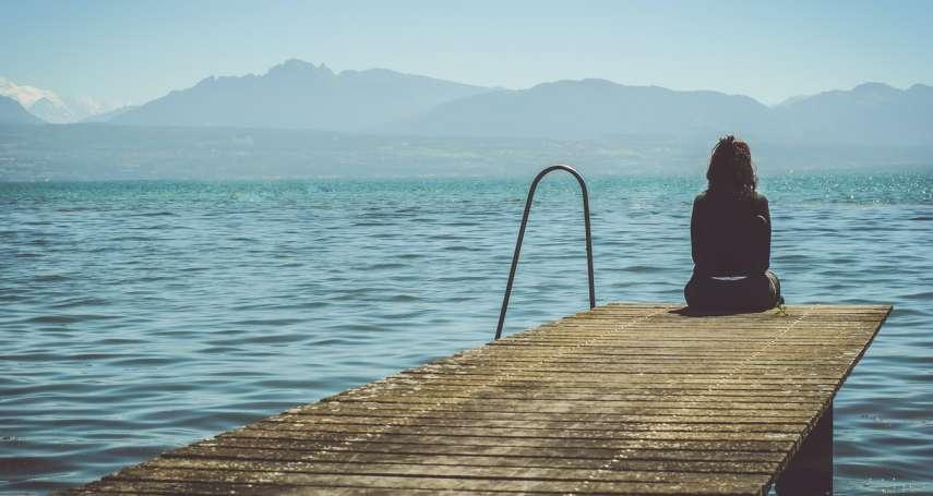 「自殺是可以預防的!」這句口號對遺族來說有多刺耳?她道出姐姐離開後,最沉痛喪親之路