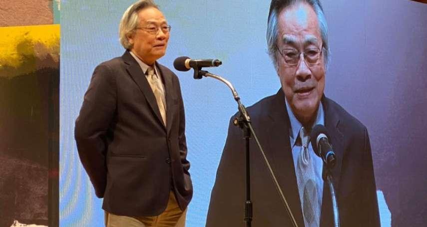 卓越新聞獎》籌辦3家新媒體的「老派記者」:王健壯獲新聞志業特殊貢獻獎