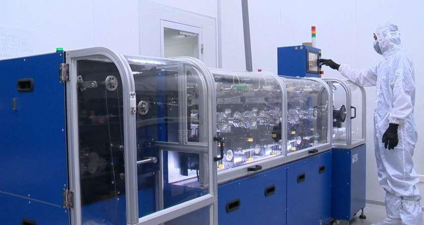 超精細伸線系統建立 助擺脫傳產低價競爭泥沼