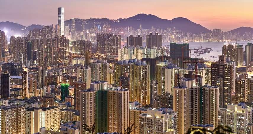 香港經濟為何陷入史上最差低谷?BBC:疫情放大多年累積的結構性困境