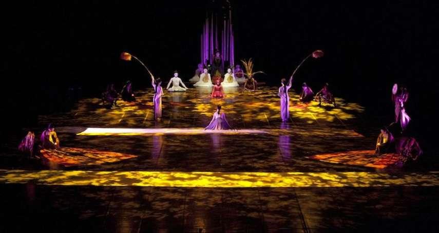 無垢舞蹈劇場《花神祭》 11/28-29台中歌劇院演出