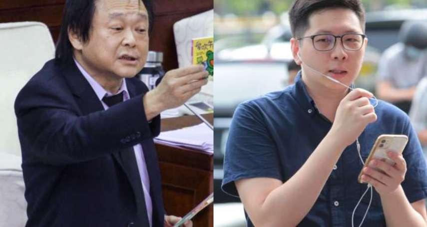 「民進黨從未批評環團」 王世堅怒嗆開除:黨讓王浩宇掛名形同被潑糞