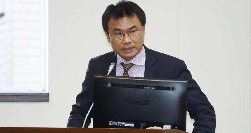 指法院認證萊劑公告修正「讓人一頭霧水」 蘇偉碩要陳吉仲和全民道歉