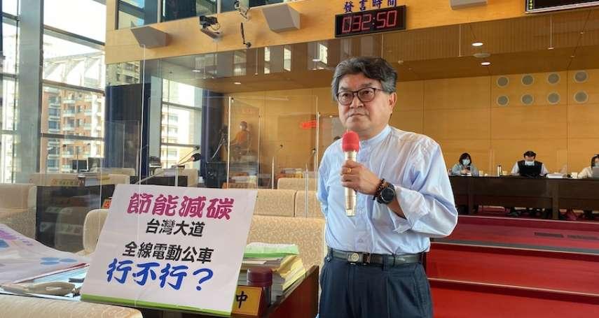 不會再回推BRT 盧秀燕強調任內核定捷運路網
