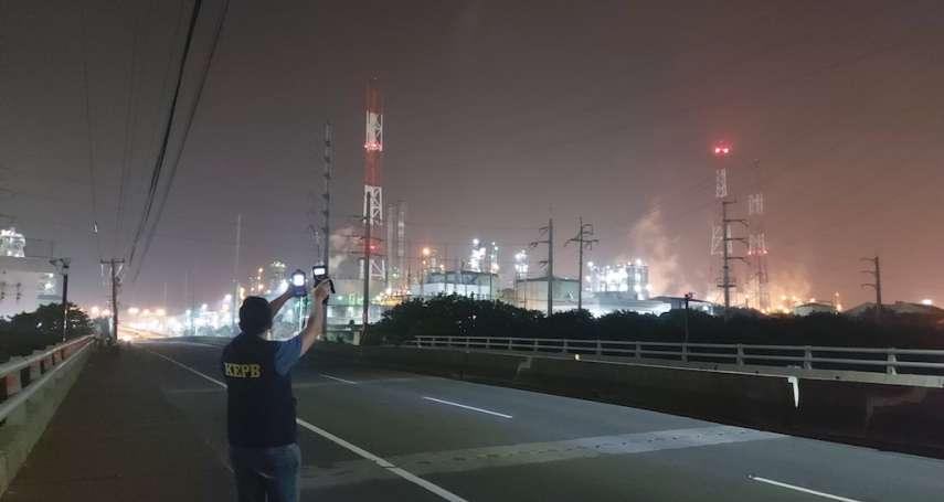 高雄市9-11月PM2.5創新低 空氣品質良率創新高