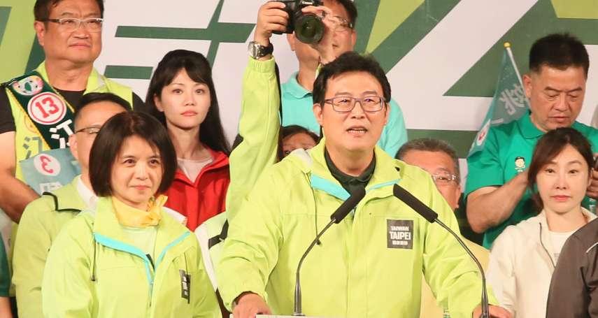 沈潛4個多月後姚文智臉書挺「關中天」 3小時5000人力讚