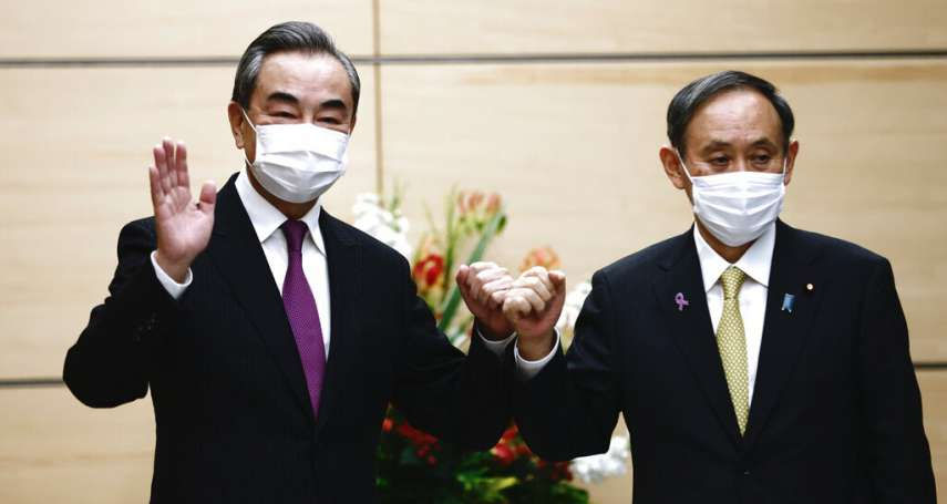 中國搶進CPTTP,王毅訪日談核食開放