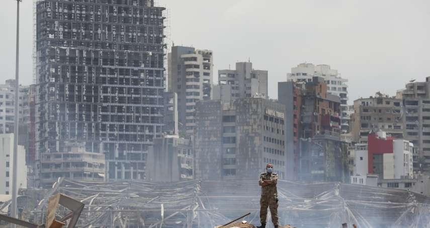 大爆炸一周年》「蓄意蕭條」讓黎巴嫩經濟崩潰,一半人口墜入貧窮深淵