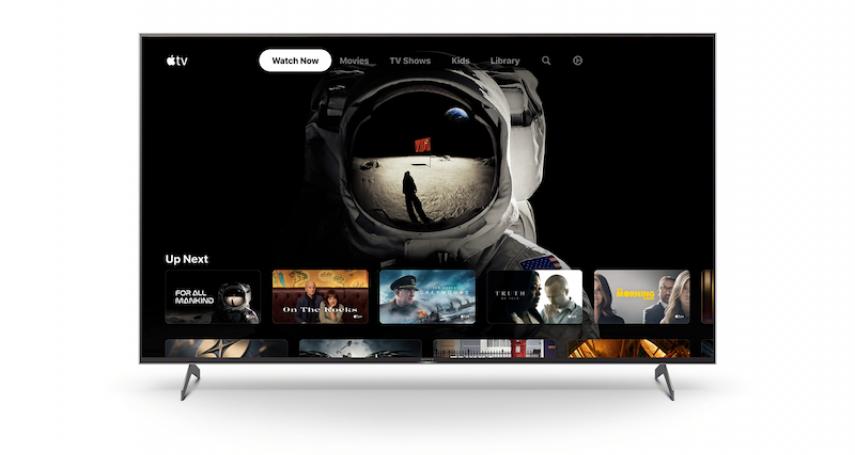Sony 發布BRAVIA系列機種 支援Apple TV 應用程式