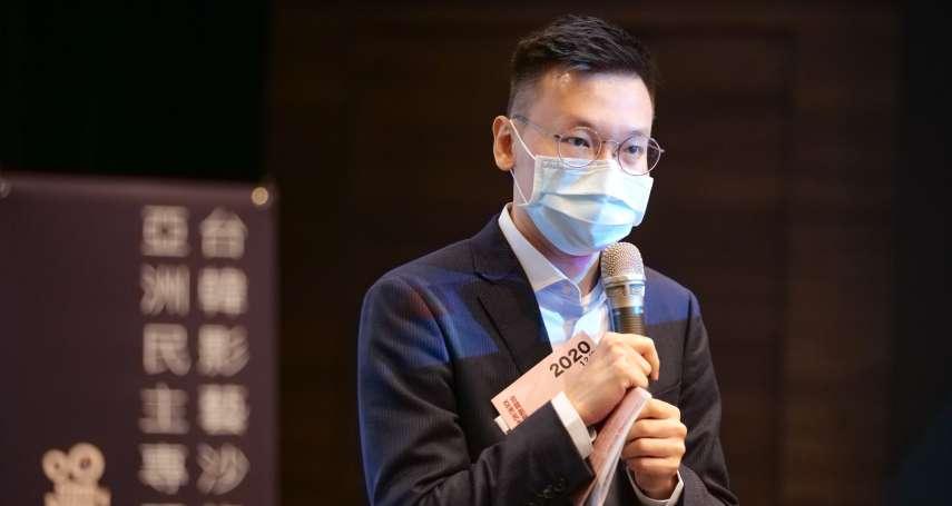 聲援陳時中「校正回歸」 林飛帆、林鶴明:最兇的不是病毒,而是政治