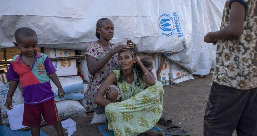 「我們一家人的一切幸福化為黑暗」《紐時》爆機密文件:衣索比亞政府正進行種族清洗!