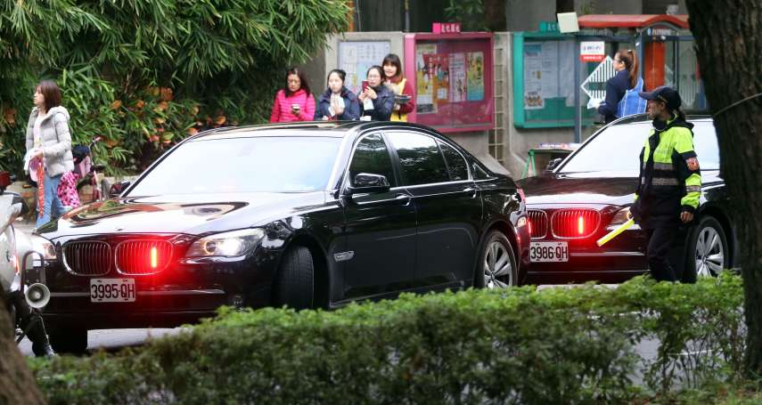 盤點總統座車》馬英九曾「顧路」的BMW悄悄消失 雙英同款又是哪型車?
