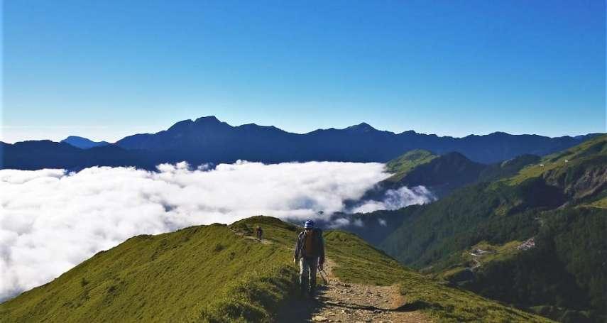 登山新手想挑戰百岳不是夢!10條全台必去登山路線、注意事項一次全公開