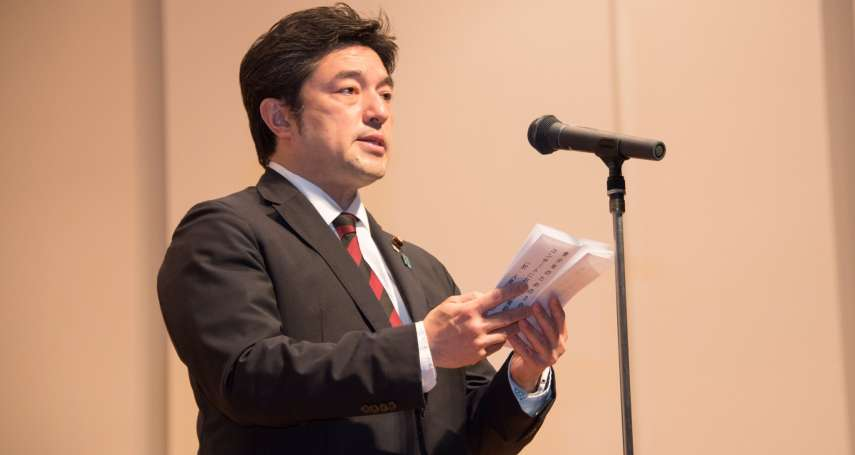 日本防衛副大臣:渴望了解拜登對台政策,密切關注美國新政府兩岸立場!