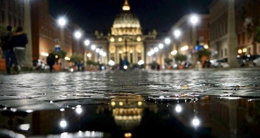【國際廣角鏡】無聲歷史的小小證人:羅馬市民腳下的「小聖伯多祿」石磚