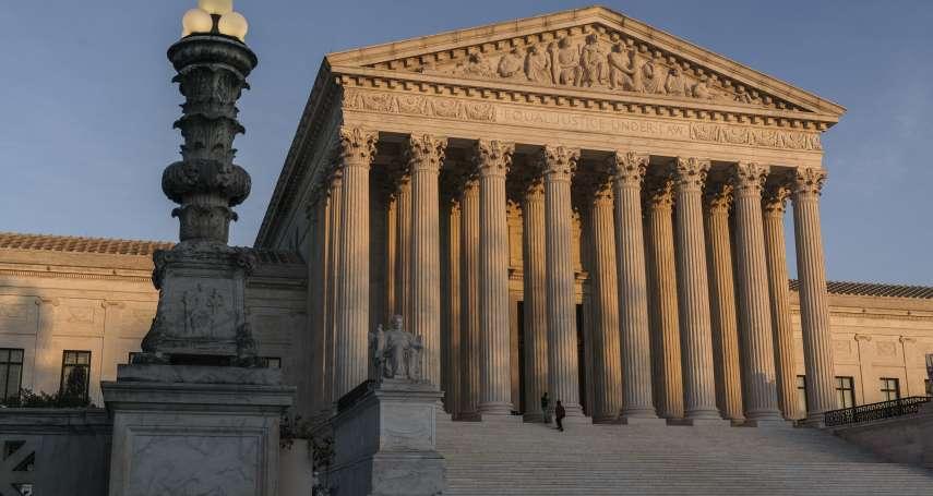 民主黨議員提案增加大法官人數 眾議院議長裴洛西:「沒計畫」表決此案