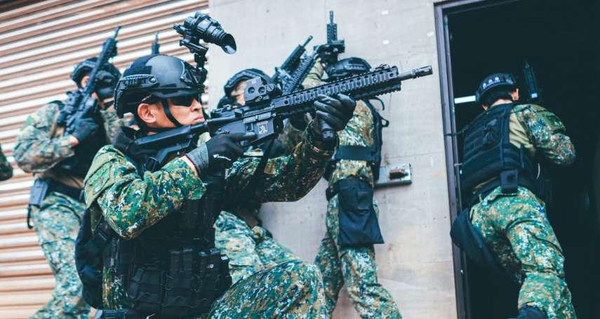 有望大環境逆風添少將?憲兵未來剩205指揮部為上校缺 恐掀派系硝煙?