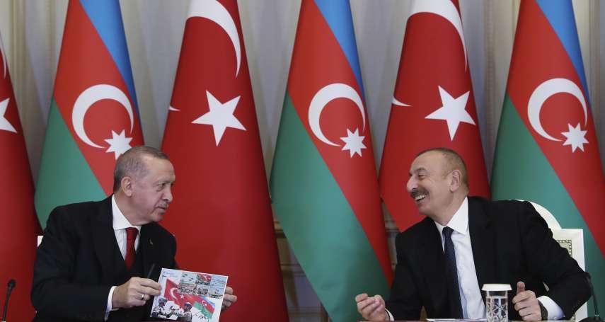 2020第一場戰爭之後》亞美尼亞吞敗改變地緣政治 土耳其順利插足高加索地區