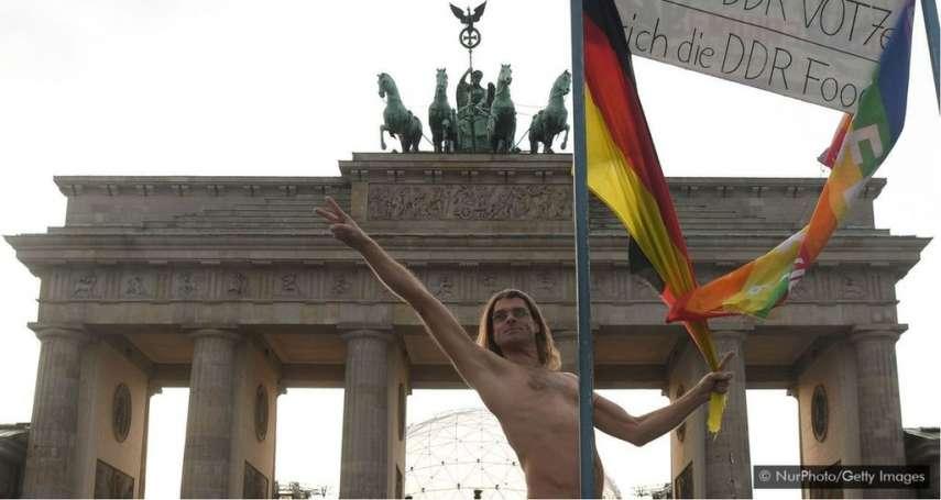 德國人為什麼喜歡在公共場合裸體?「在自然世界中脫去偽裝是一種抵抗和解脫」