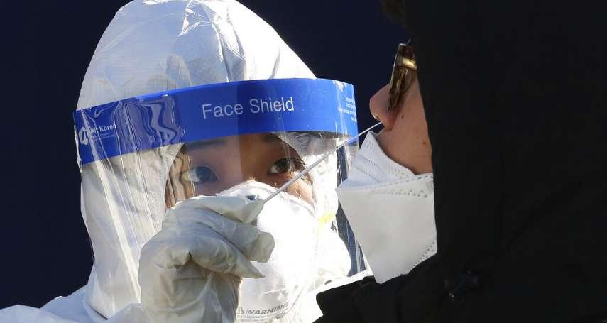 新冠肺炎》在日本採檢7次怕不夠?案913在台採檢第10次確診