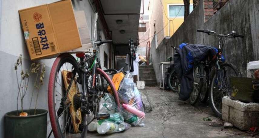 韓60歲女露宿者陳屍家中5個月,才被36歲發育障礙兒子發現…社工心痛揭開弱勢族群悲歌