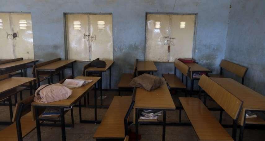 博科哈蘭恐怖分子強闖學校、擄走學生!奈及利亞官方:344名男孩獲釋,結束一周驚魂