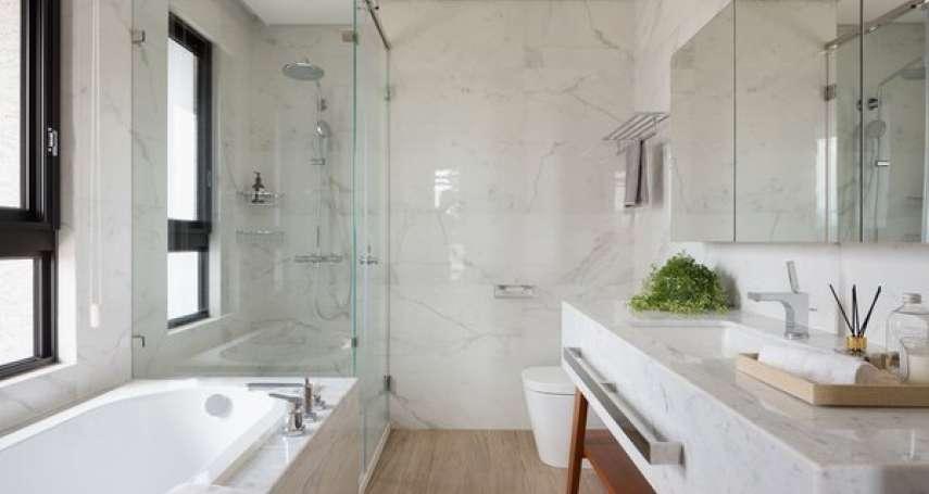 乾溼分離竟是浴室裡最危險設備!天氣越冷越容易爆裂,專家曝2方法解決