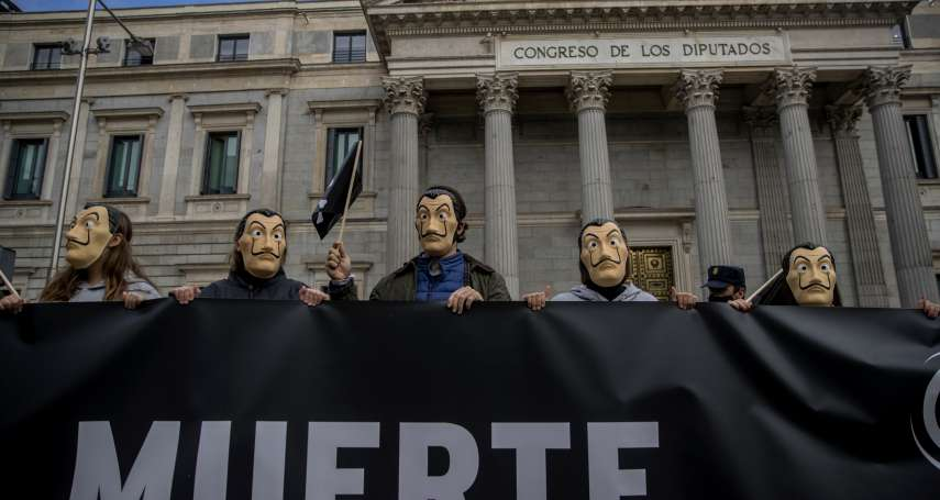 西班牙眾議院通過安樂死法案!將成全球第8個、歐盟第4個實施安樂死國家