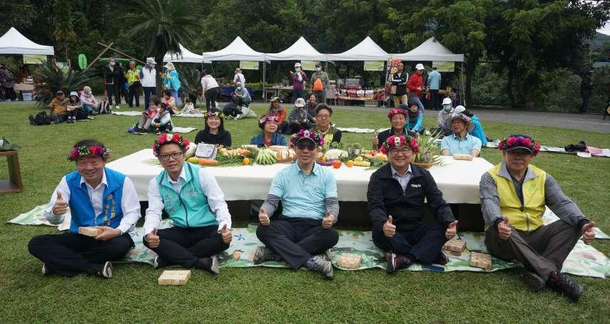 國際舞者、金曲歌王現身支持 臺東知本野餐市集樂翻天