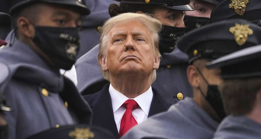 歐巴馬蟬聯12年霸主終於落馬,川普榮登2020「全美最受景仰男性」