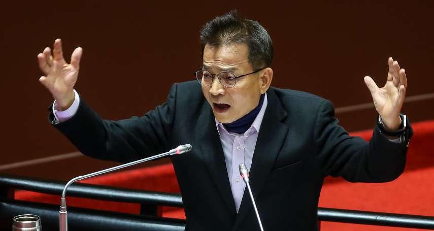 美兩黨譴責川粉暴動 賴士葆:蔡政府是否與太陽花時同樣聲援暴力?