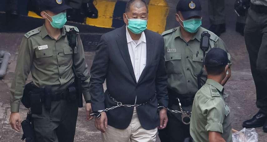 香港818遊行案宣判,「肥佬黎」最慘:李柱銘、吳靄儀等人獲緩刑 黎智英1年徒刑,還被加控「串謀勾結外國勢力」
