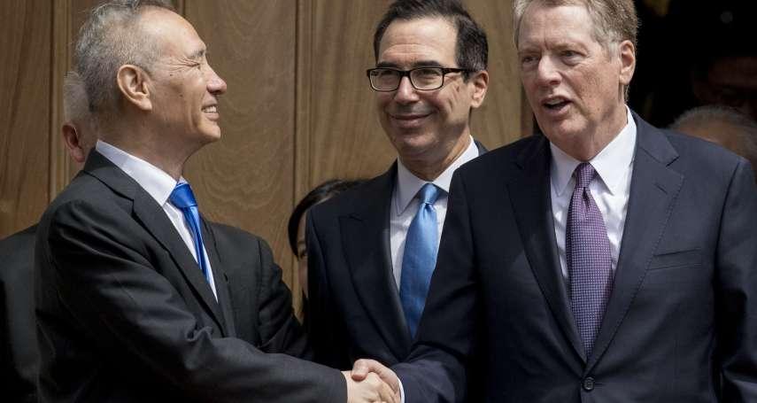 吳思鍾觀點:經濟制裁中國,不會使美國更強大