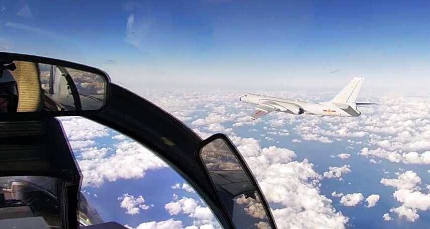 轟6模擬空襲美軍航母,BBC盤點可能搭載武器:鷹擊-12、長劍-20、空基版東風-21D