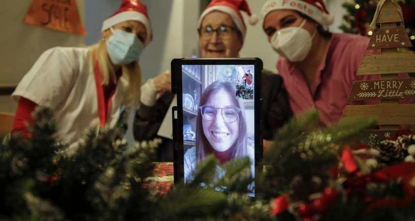 疫情下的耶誕節》突破義大利疫情封鎖,親自到養老院送禮的「聖誕老公公金孫」