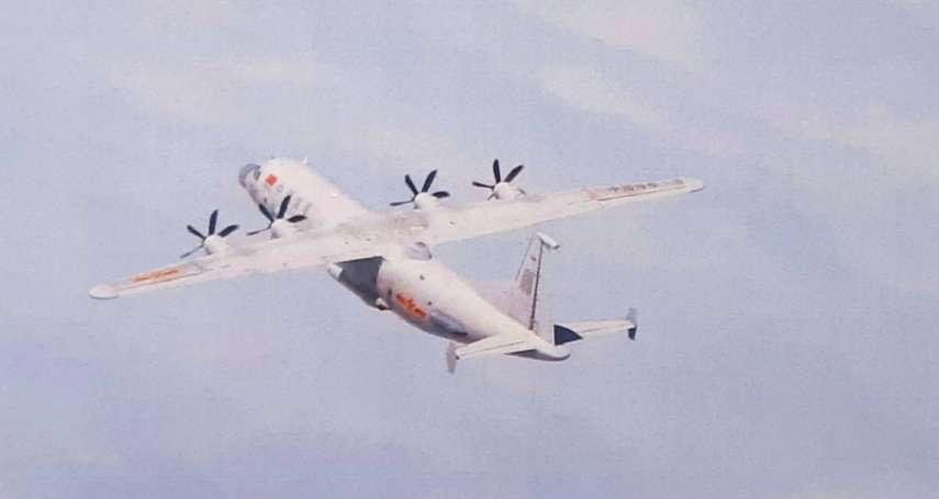擾台共機直闖我東南空域 疑「偷窺」國軍飛彈試射