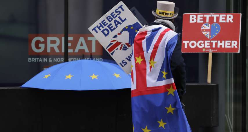 華科觀點:英國脫歐漁權邊境關卡障礙難解