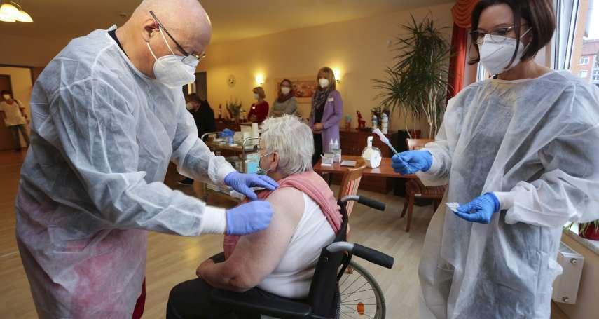 延後接種新冠疫苗第2劑好嗎?專家警告恐使病毒變異 德國不認同延後接種