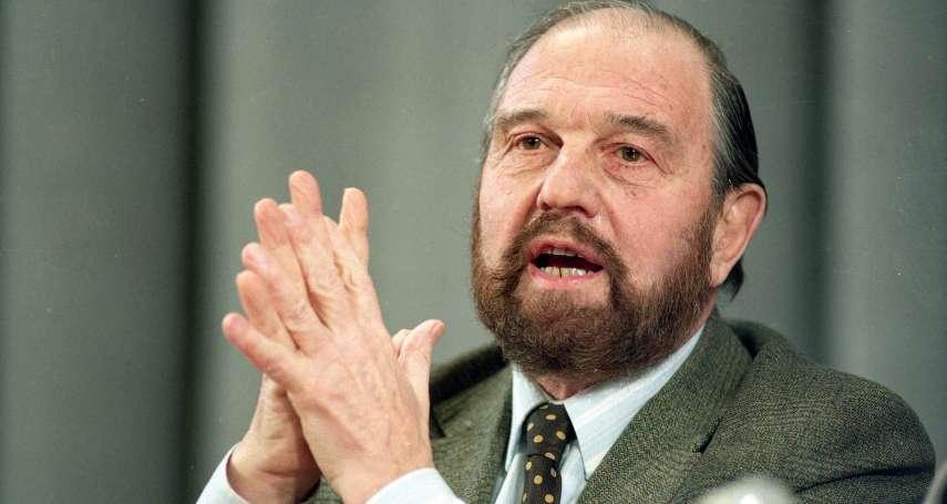 冷戰時期傳奇雙面諜布雷克辭世 臥底英國MI6,越獄投誠蘇聯