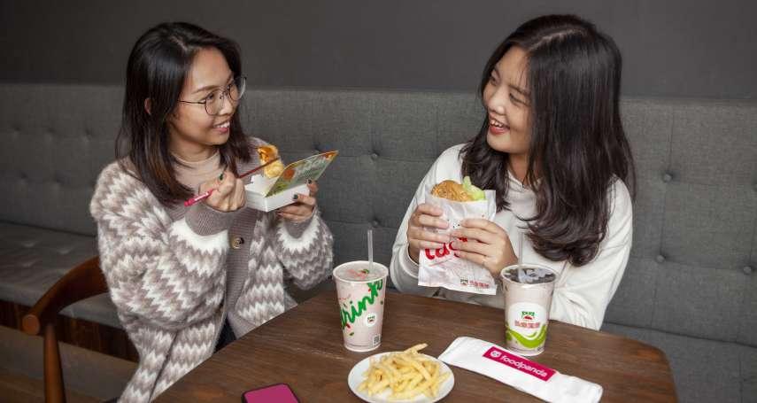 台灣早餐店的北冠軍、南霸天是哪幾家?   foodpanda揭有趣數據,熱門餐點、飲品是這些