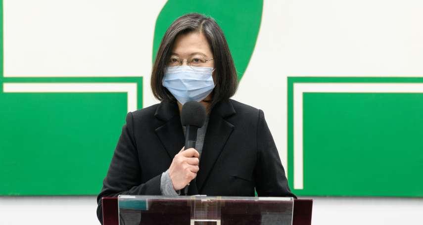 蔡政府恐「突襲式開放」日本核災食品?他:當初萊豬就是如此