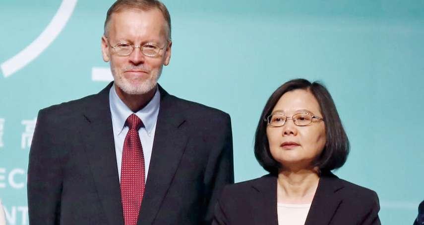 蔡英文被拜登政府稱「台灣民選代表」 獨派大老笑:不敢抗議沒路用